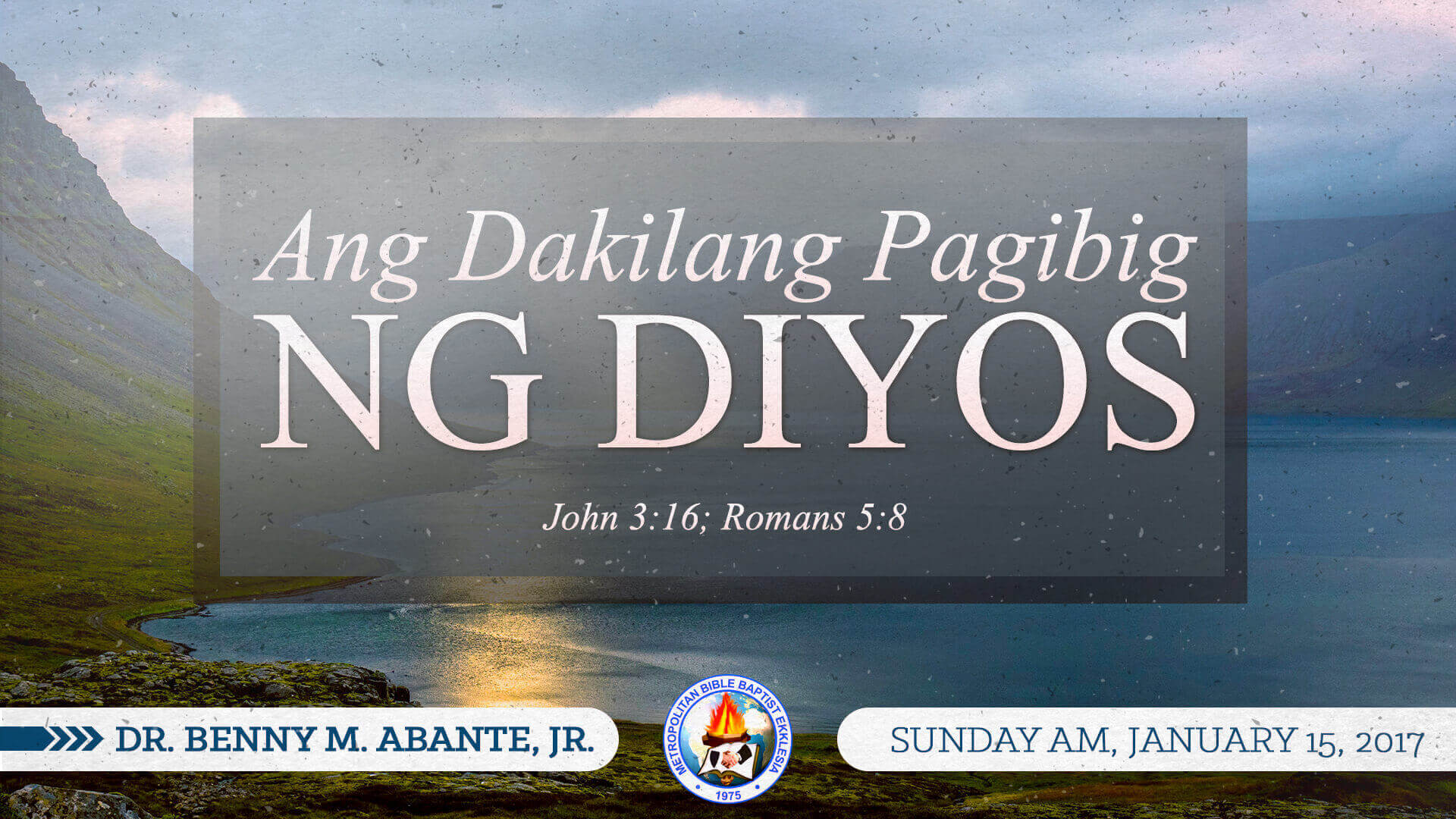 dakilang pag ibig The glory of these forty days / again we keep this solemn fast (medley.